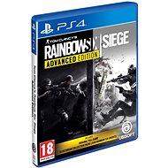 Tom Clancys: Rainbow Six: Siege Advanced Edition – PS4