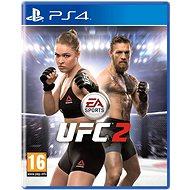 PS4 - EA SPORT UFC 2