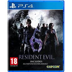 Resident Evil 6 HD - PS4