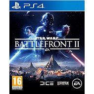 Star Wars Battlefront II - The Last Jedi Heroes - PS4