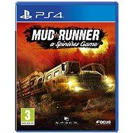 Spintires: MudRunner – PS4