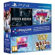 Hidden Agenda, Knowledge is Power, SingStar, Thats You - PS4