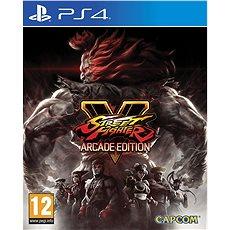 Street Fighter V Arcade Edition – PS4