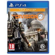 Tom Clancys The Division 2 Gold Edition – PS4
