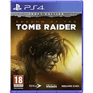 Shadow of the Tomb Raider Croft Edition – PS4