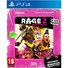 Rage 2 Wingstick Deluxe Edition – PS4
