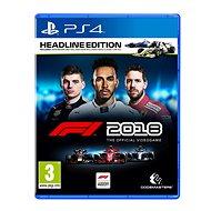 F1 2018 – PS4
