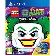 Lego DC Super Villains Deluxe Edition – PS4