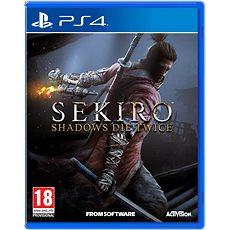 Sekiro: Shadows Die Twice – PS4
