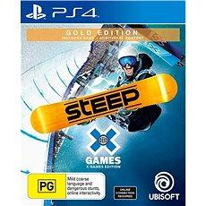 Steep X Games Gold Edition – PS4