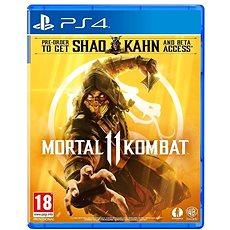 Mortal Kombat 11 – PS4