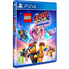 Lego Movie 2 Videogame – PS4