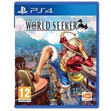 One Piece: World Seeker – PS4