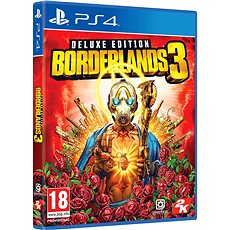 Borderlands 3: Deluxe Edition – PS4