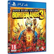 Borderlands 3: Super Deluxe Edition – PS4