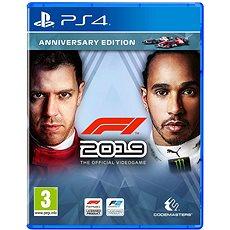 F1 2019 – PS4