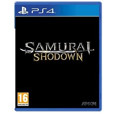 Samurai Showdown, PS4
