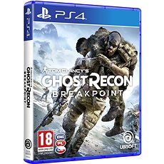 Tom Clancys Ghost Recon: Breakpoint – PS4