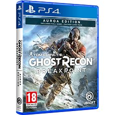 Tom Clancys Ghost Recon: Breakpoint Auroa Edition – PS4