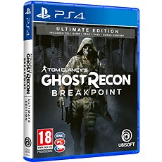 Tom Clancys Ghost Recon: Breakpoint Ultimate Edition – PS4