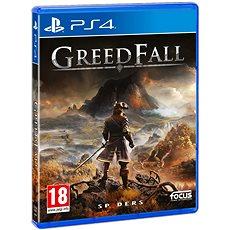 Greedfall – PS4