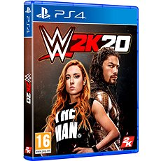 WWE 2K20 – PS4