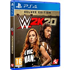 WWE 2K20 Deluxe Edition – PS4