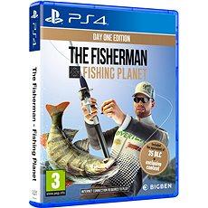 The Fisherman: Fishing Planet PS4