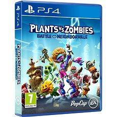 Plants vs Zombies: Battle for Neighborville – PS4