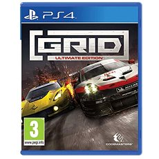 Grid Ultimate Edition (2019) – PS4