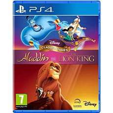 Disney Classic Games: Aladdin and the Lion King – PS4
