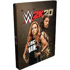 WWE 2K20 Steelbook Edition - PS4
