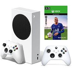 Xbox Series S   2× Xbox Controller