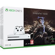 Xbox One S 500GB Middle-Earth: Shadow of War