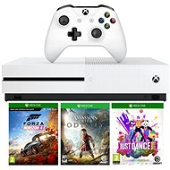 Xbox One S 1 TB   Forza Horizon 4   Assassins Creed Odyssey