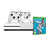 Xbox One S 1 TB   extra Wireless Controller