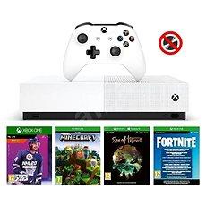 Xbox One S 1TB All-Digital