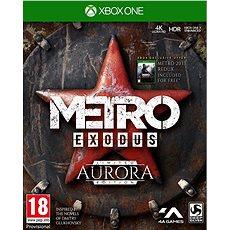 Metro: Exodus - Aurora edition – Xbox One