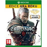 Zaklínač 3: Divoký hon - Edícia Hra Roka CZ - Xbox One