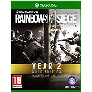 Tom Clancys Rainbow Six: Siege Gold Season 2 - Xbox One