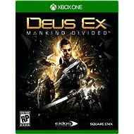 Deus Ex: Mankind Divided D1 Edition - Xbox One