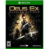 Deus Ex: Mankind Divided Collectors Edition - Xbox One