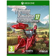 Farming Simulator 17 – Platinum Edition – Xbox One