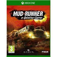 Spintires: MudRunner – Xbox One