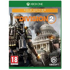 Tom Clancys The Division 2 Gold Edition – Xbox One