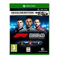 F1 2018 – Xbox One