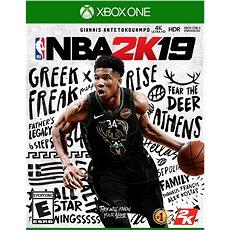 NBA 2K19 – Xbox One
