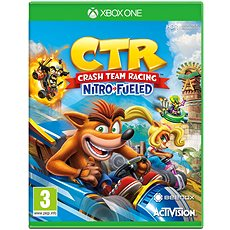 Crash Team Racing Nitro-Fueled – Xbox One