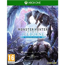 Monster Hunter World: Iceborn Master Edition – Xbox One