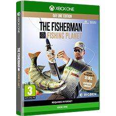 The Fisherman: Fishing Planet Xbox One